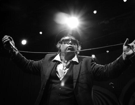 Pankrti, concert, Kino Siska