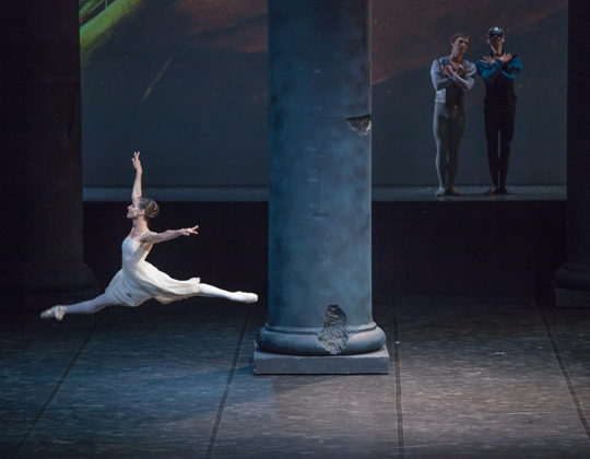 Ballet Romeo and Juliet