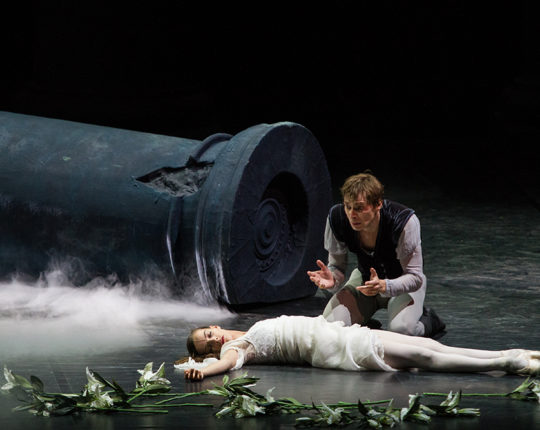 Ballet Romeo and Juliet