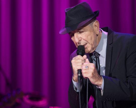 Kult posvečen Leonardu Cohenu